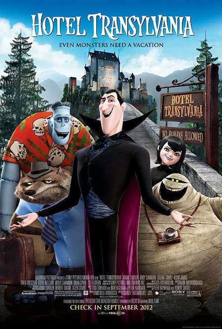 Hotel Transylvania watch on Netflix