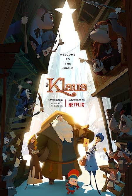 Klaus movie on Netflix