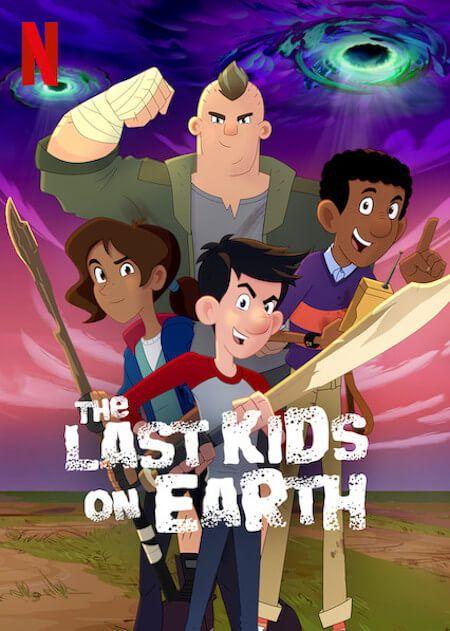 The Last Kids On Earth watch on Netflix