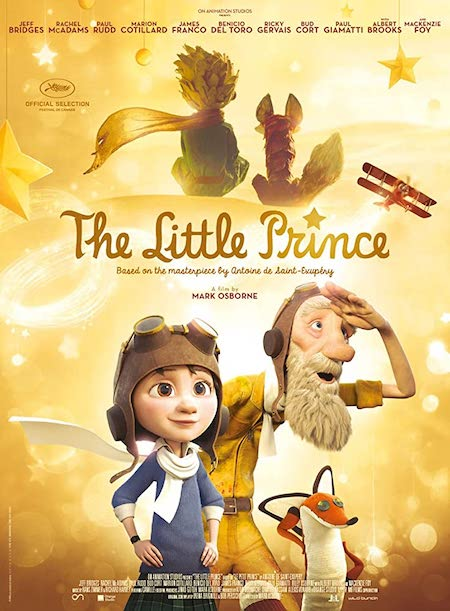 The Little Prince on Netflix kids movie