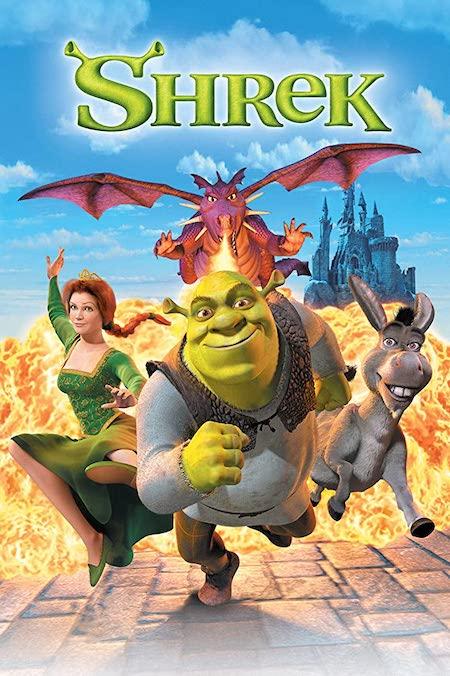 Shrek on Netflix kids movies