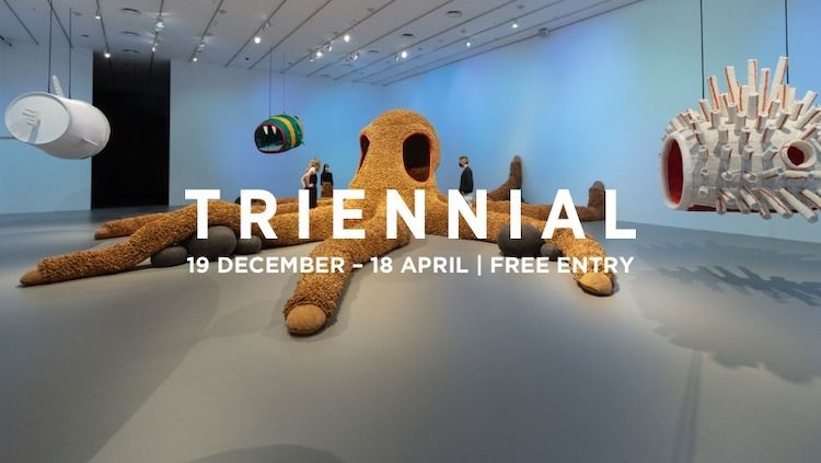 NGV Triennial 2020, things to do during summer holidays 2021 and school holidays with kids Melbourne, school holidays activities Melbourne
