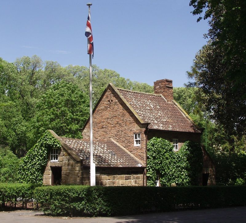 fitzroy gardens cook's cottage, melbourne history, captain cook, visit in melbourne with kids, kids activities melbourne