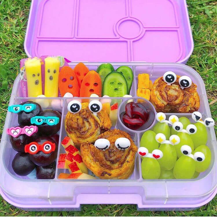 Vegemite pinwheels, pizza scrolls, bento lunchbox ideas, easy lunchbox ideas for school, quick lunchbox ideas, puff pastry lunchbox ideas preschool, kinder lunchbox ideas, vegemite recipe ideas